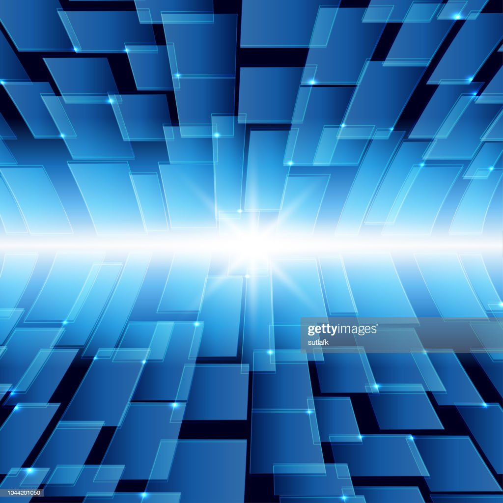 Abtract Technology background, Sci fi futuristic background, Vector illustration