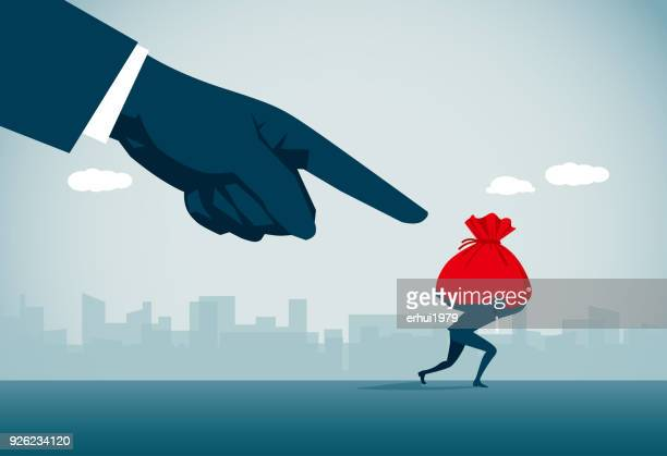 abuse - weakness stock illustrations