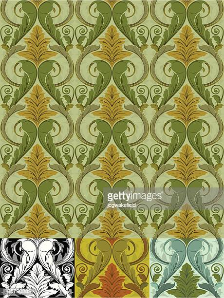 Acanthus 壁紙