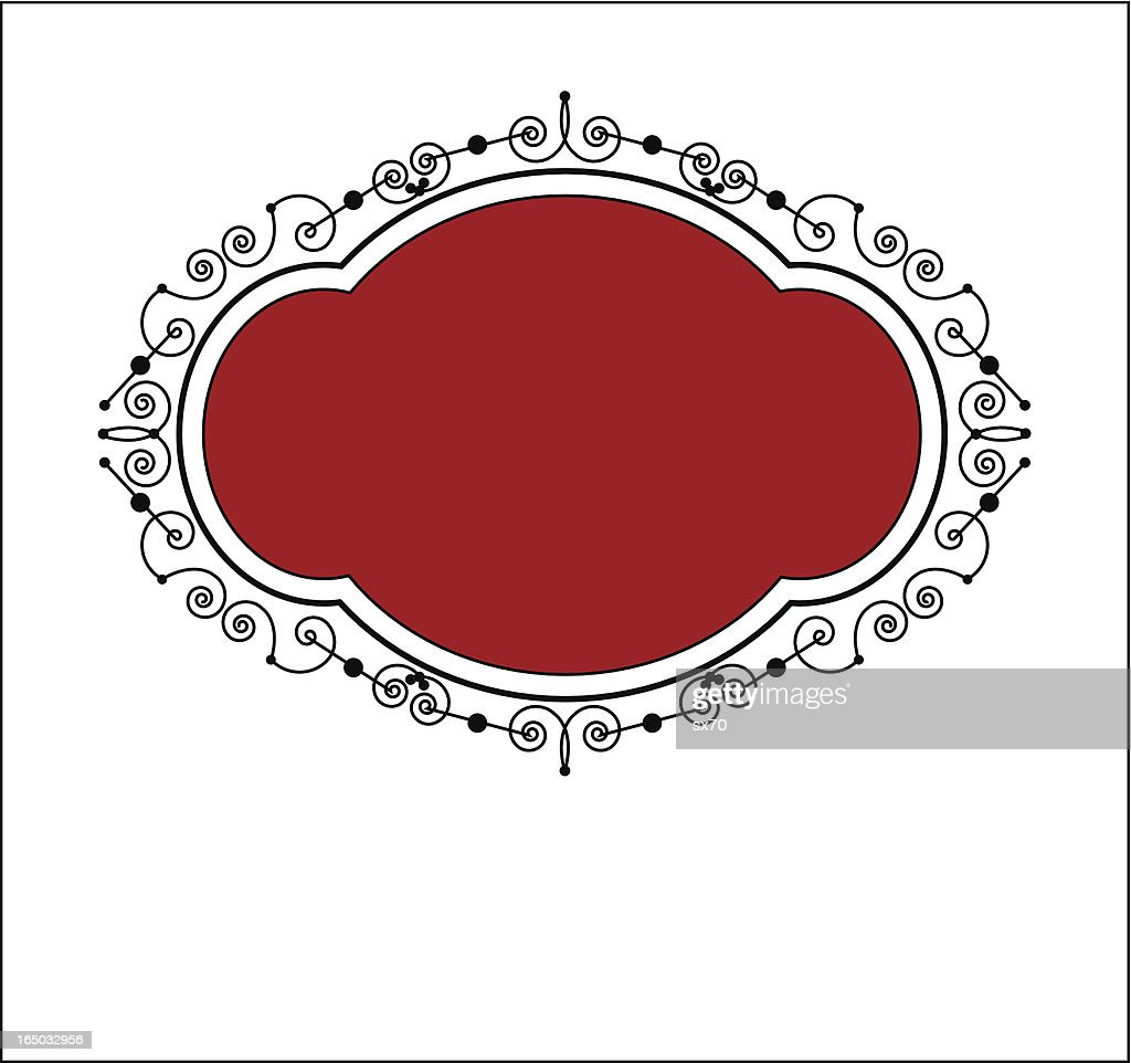 Accented Frame ( Vector )