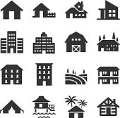 Accommodation type icons