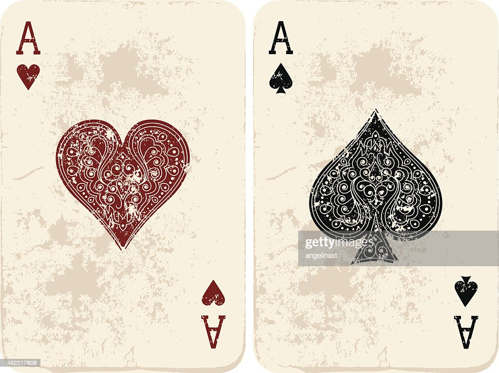 Ace of Hearts & Spades