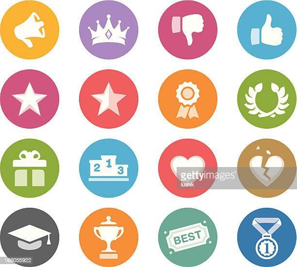 Achievement / Wheelico icons
