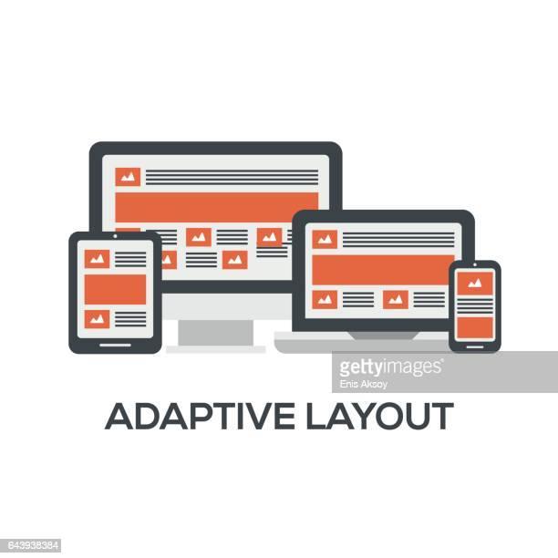 Adaptive Layout