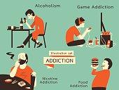 addiction lifestyle
