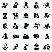 Addictions Icons