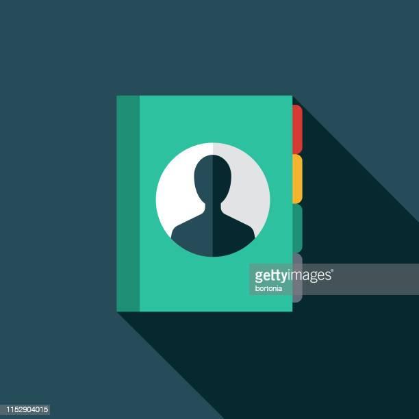 address book customer service icon - address book stock illustrations
