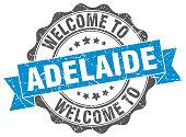 Adelaide round ribbon seal
