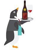 Adelie Penguin/sommelier