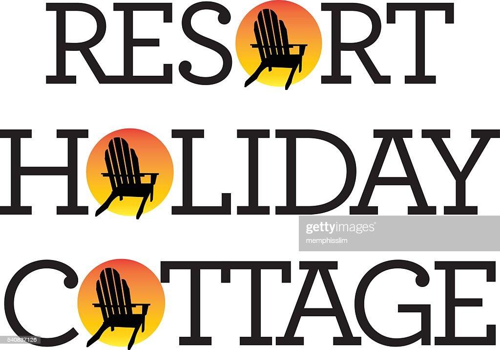 Adirondack Chair Holiday Graphics