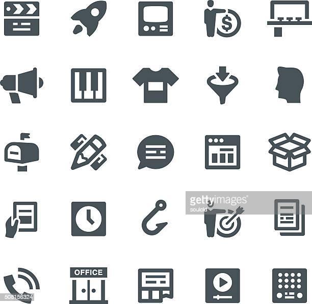 Ícones da publicidade