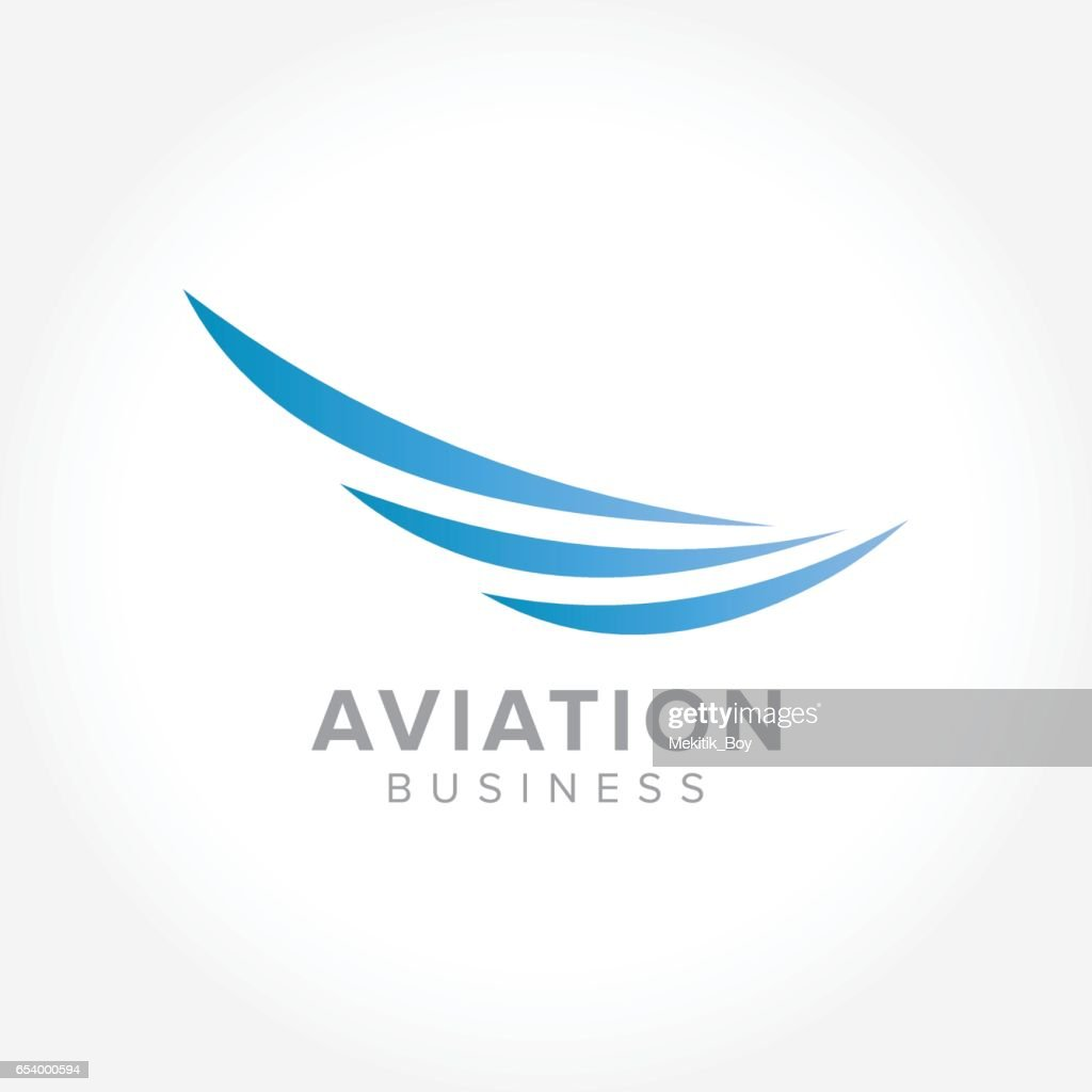 Aerospace Industry, vector illustration