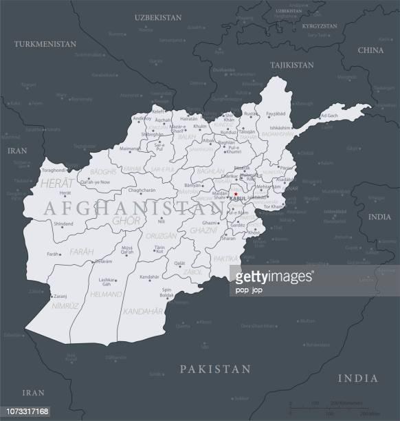 19 - Afghanistan - Black Gray 10