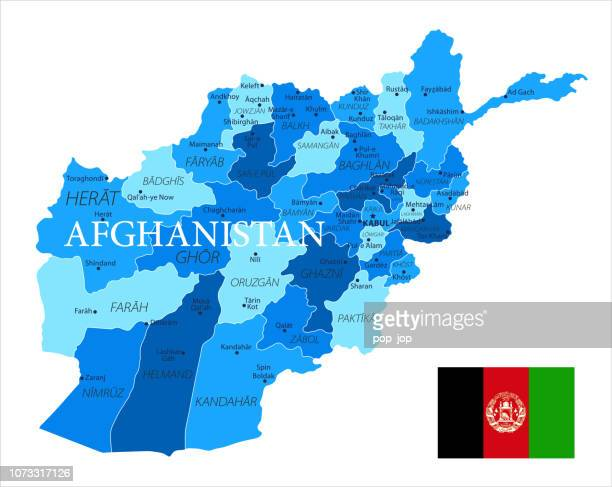 04 - Afghanistan - Blue Spot Isolated 10