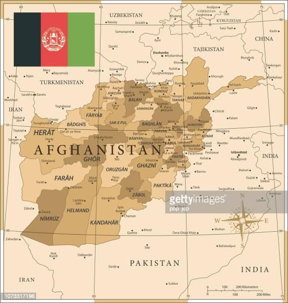 25 -Afghanistan - Vintage Golden 10