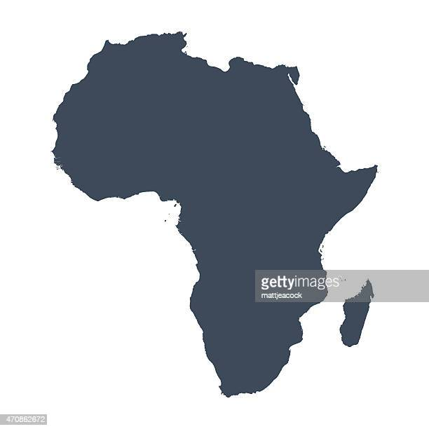 Africa country map