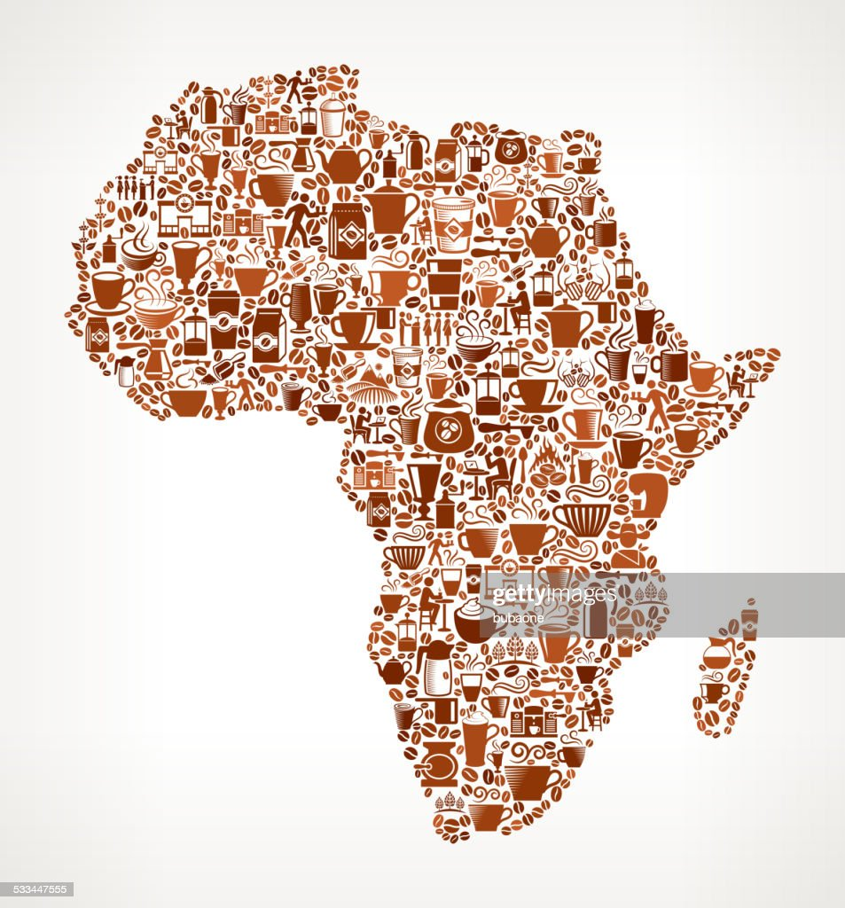africa map royalty free