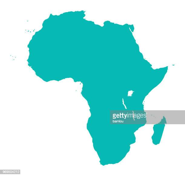 illustrazioni stock, clip art, cartoni animati e icone di tendenza di africa map - kenya