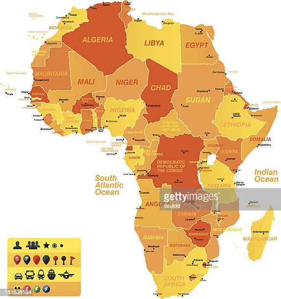 africa - senegal stock illustrations, clip art, cartoons, & icons