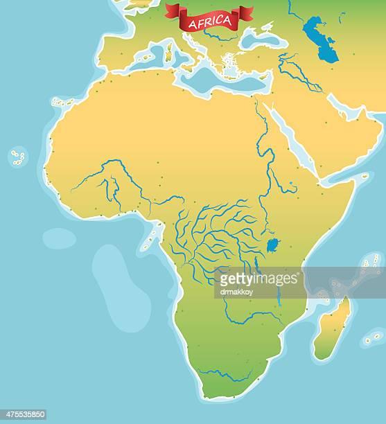 ilustrações, clipart, desenhos animados e ícones de a áfrica - libéria