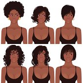 African american avatars: Black women hairstyle trends