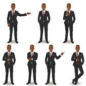 African American Business Men