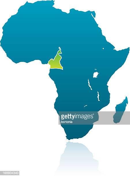 Afrikanischen Länder: Kamerun