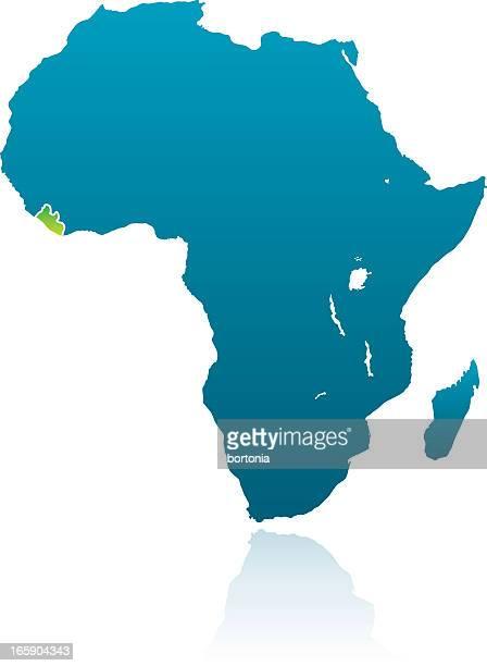 african countries: liberia - liberia stock illustrations, clip art, cartoons, & icons