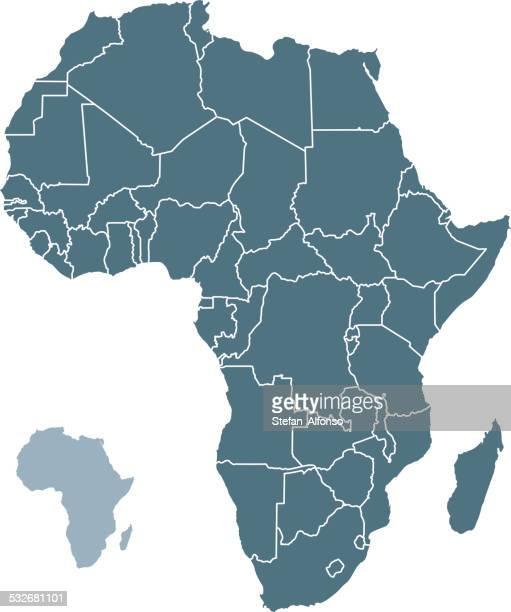 Afrikanischen Länder
