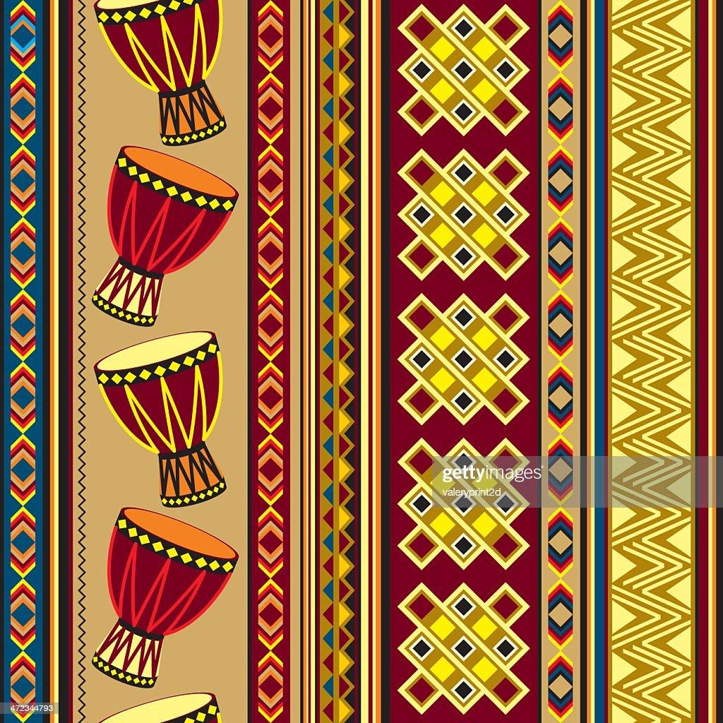 african drum background