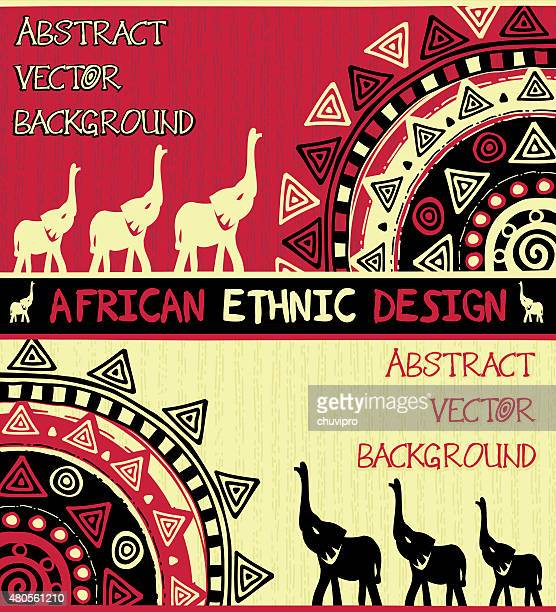illustrazioni stock, clip art, cartoni animati e icone di tendenza di design etnico astratto africana con decorazione geometrica - kenya