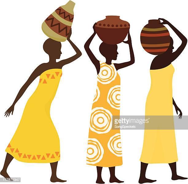 30 Meilleurs Femme Africaine Illustrations Cliparts