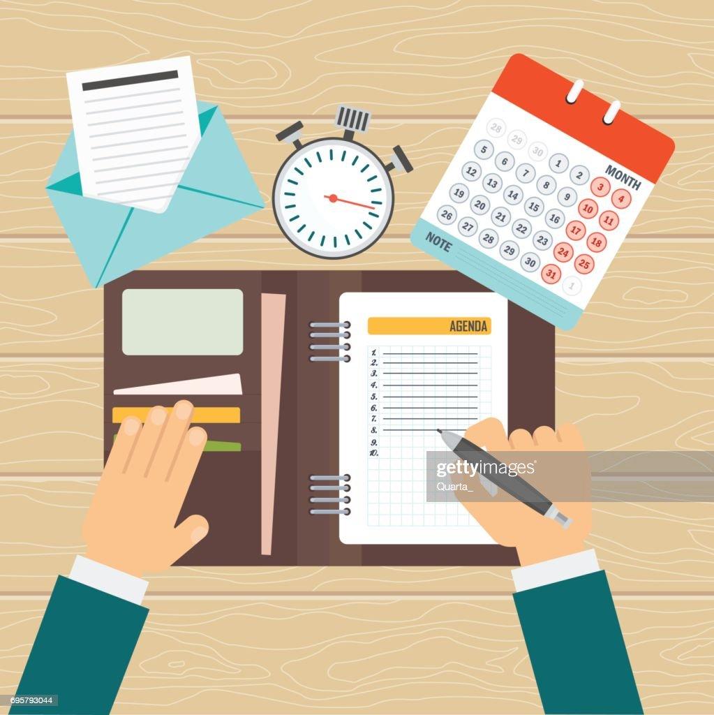agenda on workplace