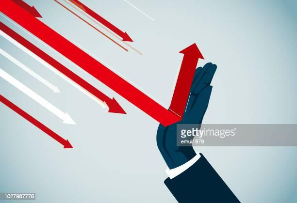 aggression - defending stock illustrations