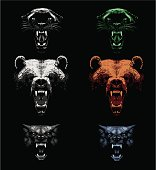 Aggressive Predators