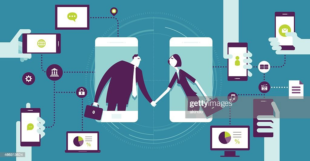 Agreement : stock illustration