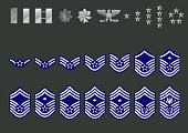 US air force ranks