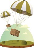 Airdrop of Supplies and Equipment
