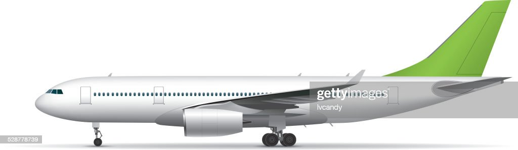 Avião : Ilustração