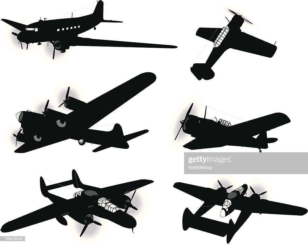 US Airplanes, Air Force - Bombers and Trainers, Armed Forces