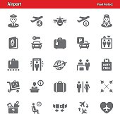 Airport Icons - Set 1