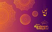 Akshaya Tritiya Festival Background