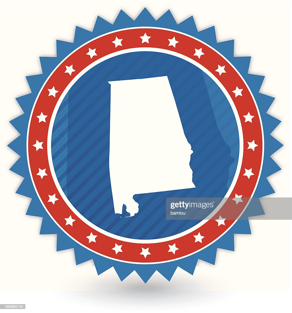 Alabama Badge