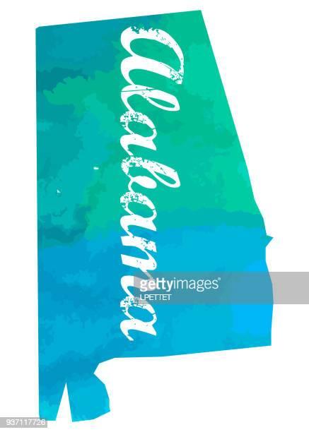 alabama - alabama stock illustrations, clip art, cartoons, & icons