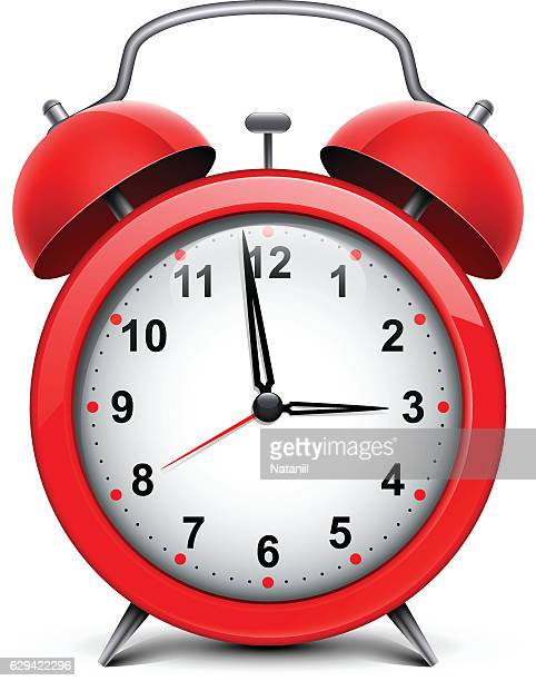 alarm clock - alarm clock stock illustrations