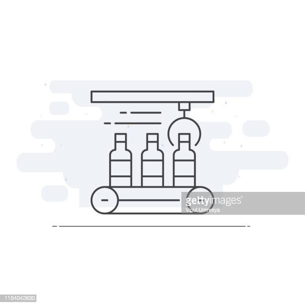 Alcohol plant