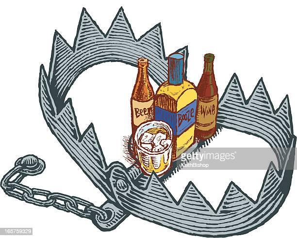 Dependência alcoólica-questão Social, Abuso de Substâncias