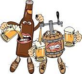 alcoholics friends