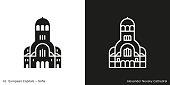 Alexander Nevsky Cathedral Icon - Sofia