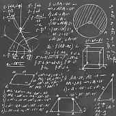 Algebra Formula Board